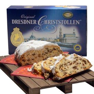 ansicht Original Dresdner Christstollen 1000g