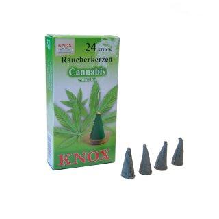 ansicht Knox Cannabis Räucherkerzen