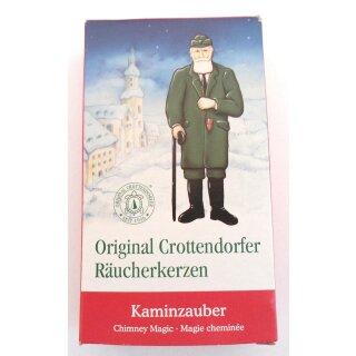 Ansicht Original Crottendorfer Räucherkerzen - Kaminzauber