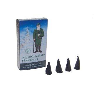 ansicht Crottendorfer Räucherkerzen Drei Königs-Duft Größe M