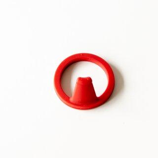 Ansicht iSi Kopfdichtung Rot