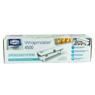 Ansicht Wrapmaster Spendersystem 4500 vorn