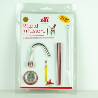 Ansicht iSi Rapid Infusion Set