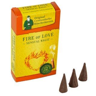 ansicht Crottendorfer Räucherkerzen Fire of Love hinten