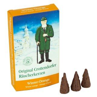 ansicht Crottendorfer Räucherkerzen Winter-Orange