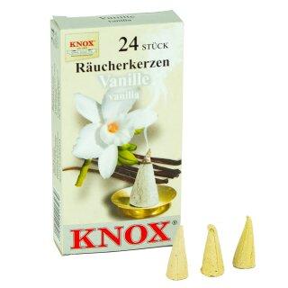 ansicht KNOX Räucherkerzen Vanille