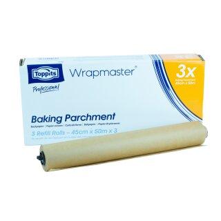 Ansicht Wrapmaster Backpapier 45cm