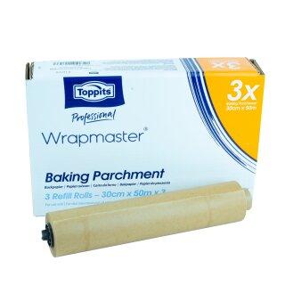 Ansicht Wrapmaster Backpapier 30cm