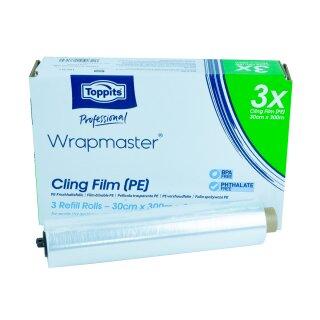 Ansicht Wrapmaster PE-Folie 30cm