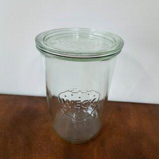 Ansicht Weck 850ml Sturzglas