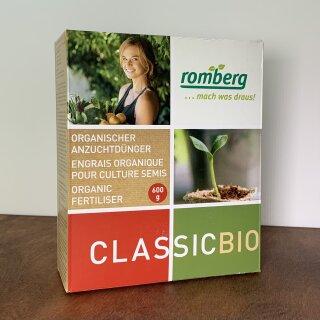 Romberg organischer Bioanzuchtdünger 600g